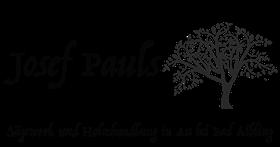 laubholzhandel.de Logo